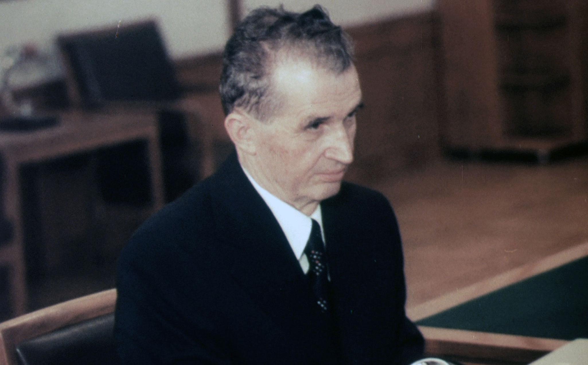 Ceaușescu a reapărut dupa 30 de ani! Imaginile și discursul au devenit virale