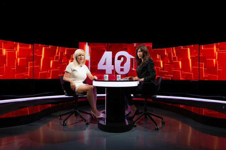 Emisiunea Denisei Rifei de la Kanal D începe în forță! Invitată va fi femeia care știe toa