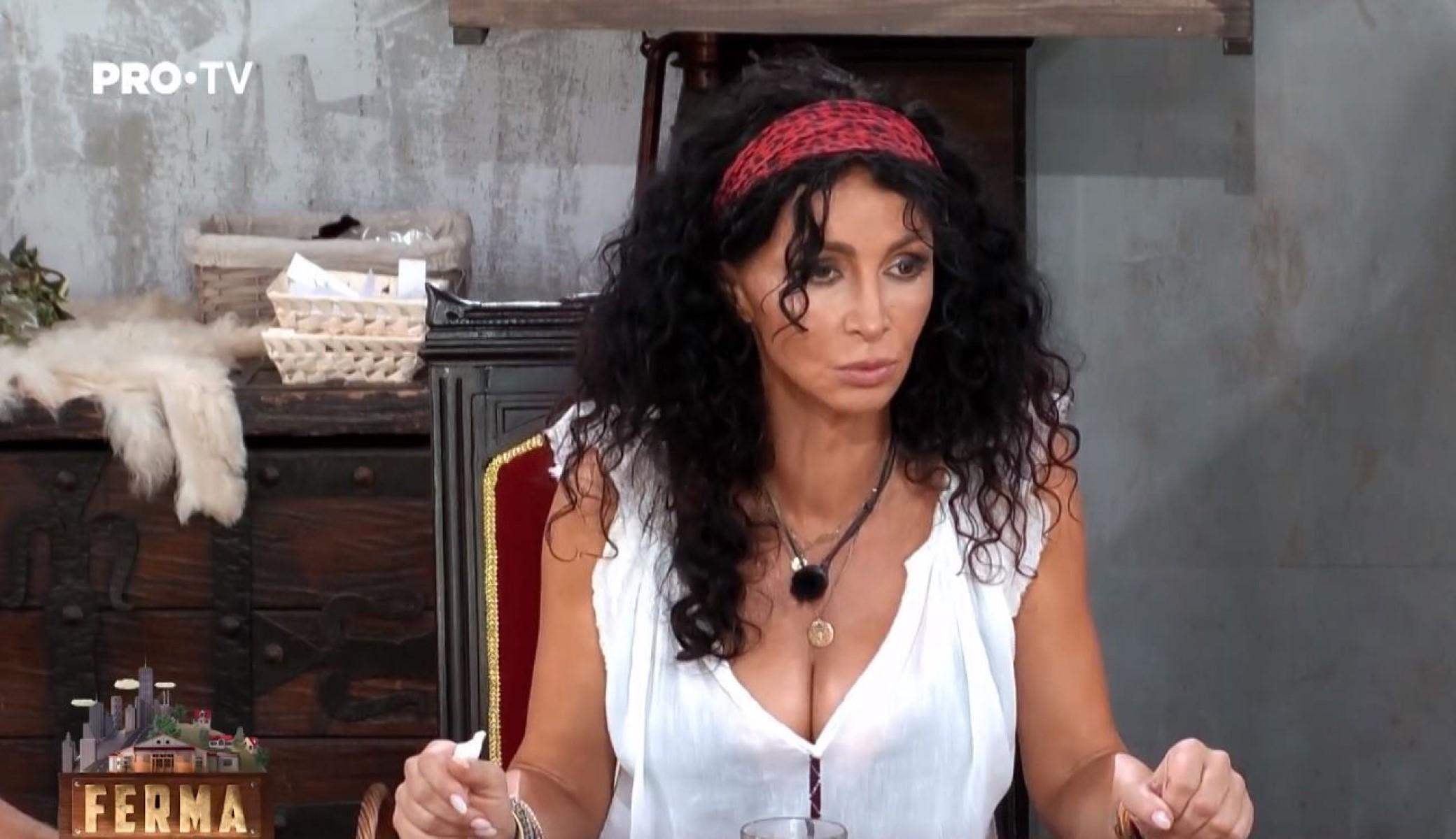 Ieșirea uluitoare a Mihaelei Rădulescu. Rușinos, totul a pornit de la mâncare