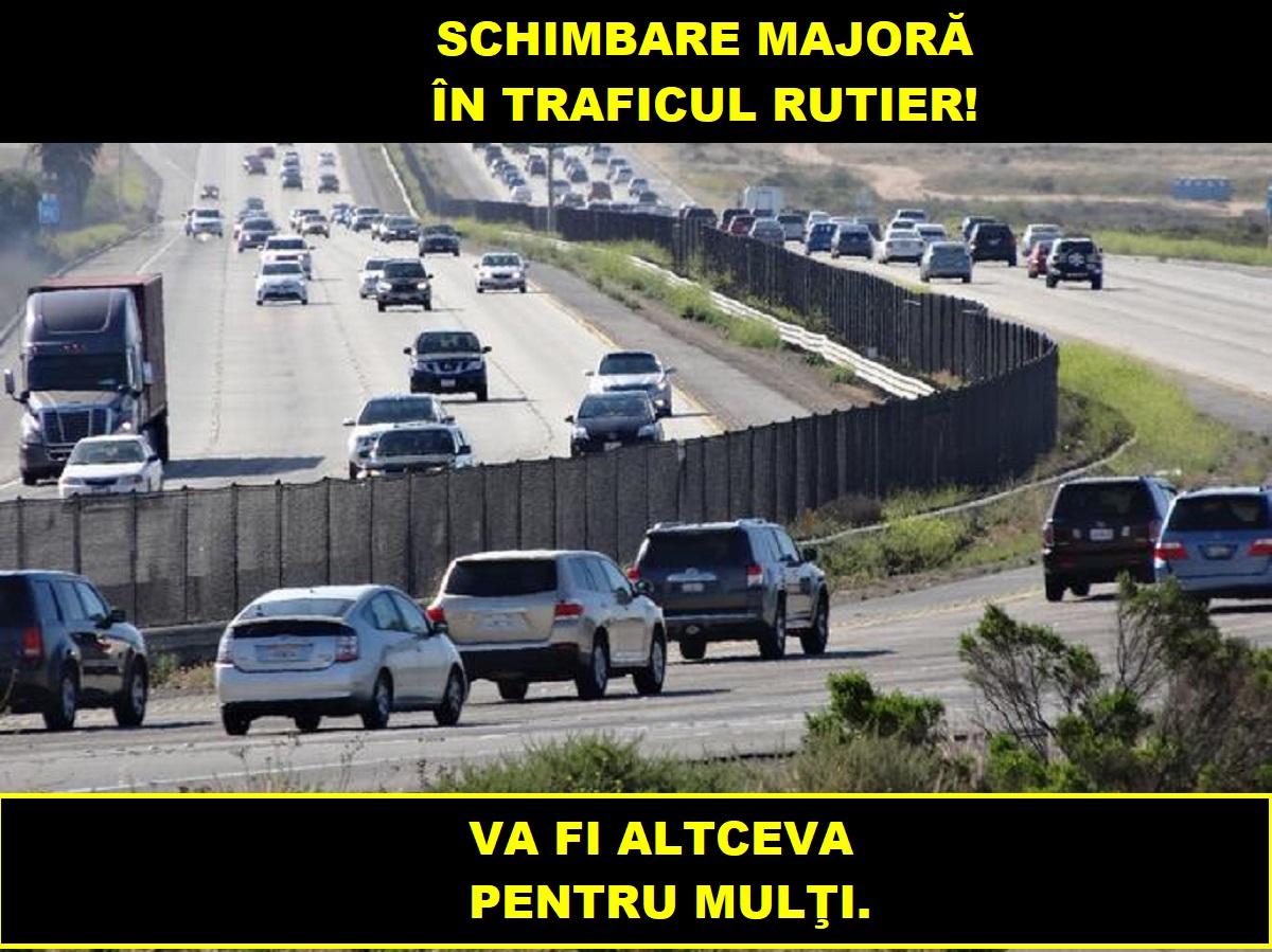 Anunţ oficial pentru şoferi! Se întâmplă şi în România, după 15 ani. Era şi timpul