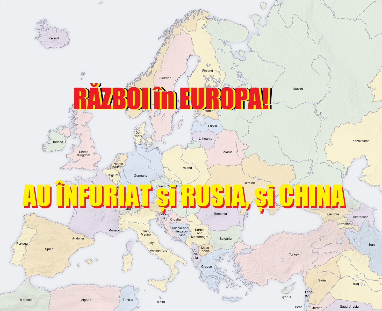 Război în Europa! Alarmă în Suedia. Două super-puteri nucleare o amenință, și nu e în NATO