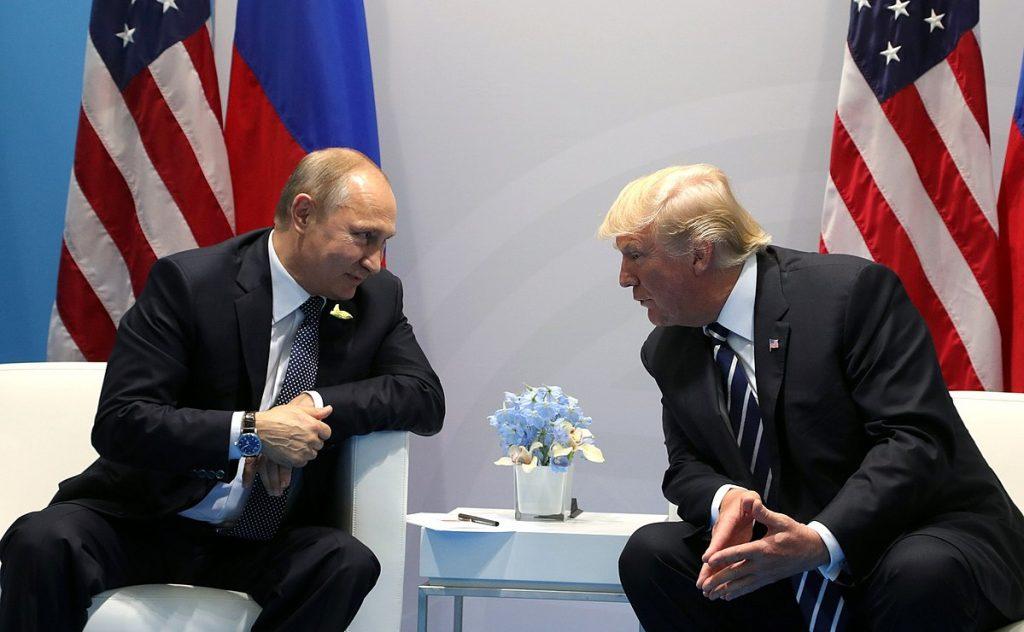 """""""Rusia să nu se atingă de România!"""" Mesajul lui Trump pentru Putin a intrat în istorie"""