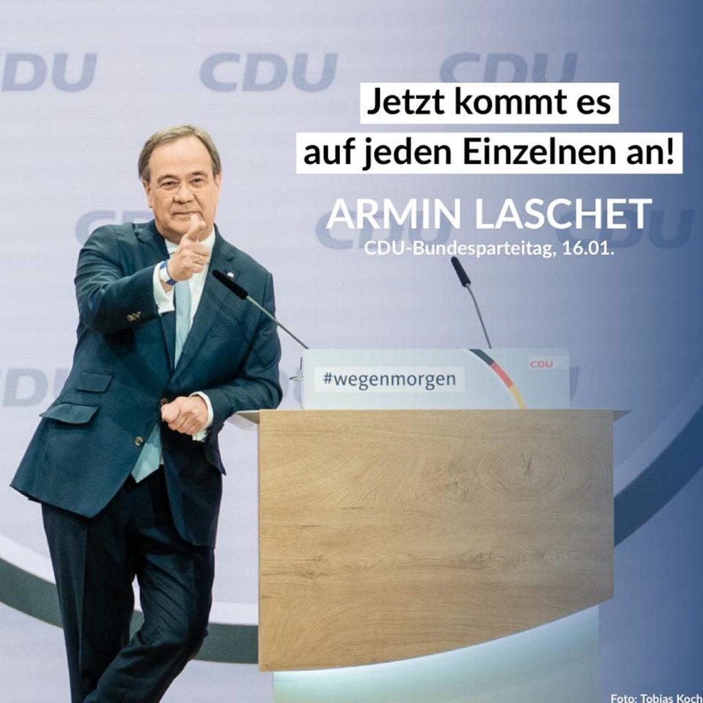 """Epoca Merkel, la final! """"Necunoscutul"""" Laschet stinge lumina în UE?"""