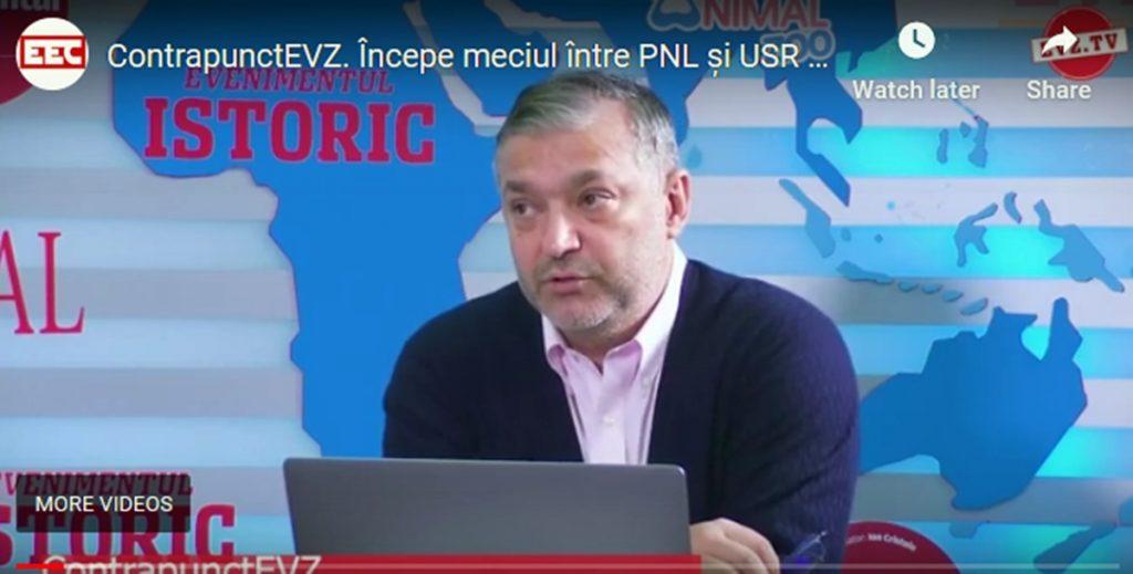 """Situația din SUA. Dezvăluiri la EVZ TV: """"Și Gabriel Oprea a vrut să facă ordine în București, în 2004"""""""