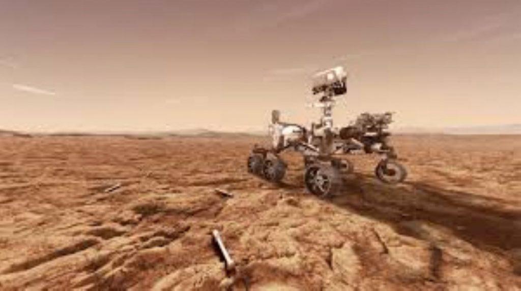 Eveniment impresionant pe Marte. Roverul Perseverance a produs oxigen