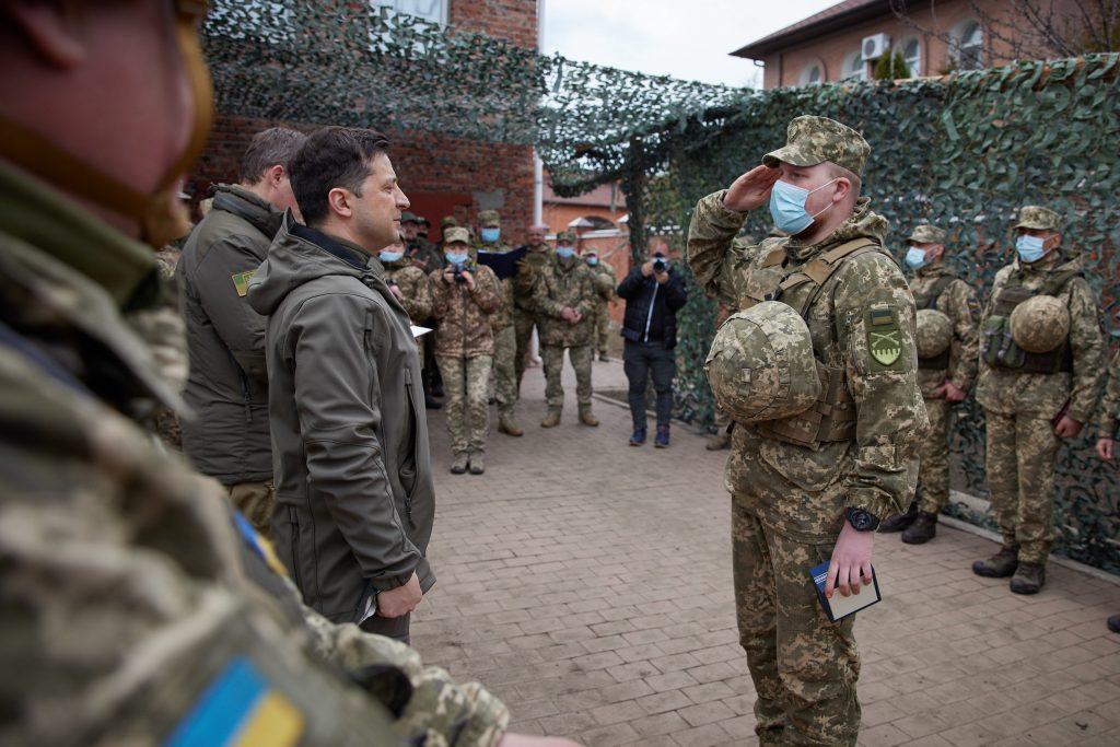 Intalnirea fata in Ucraina